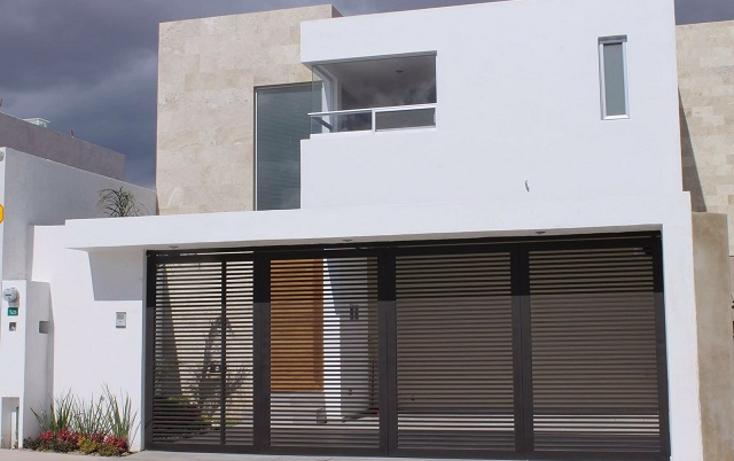 Foto de casa en venta en  , villa magna, san luis potosí, san luis potosí, 1664980 No. 01