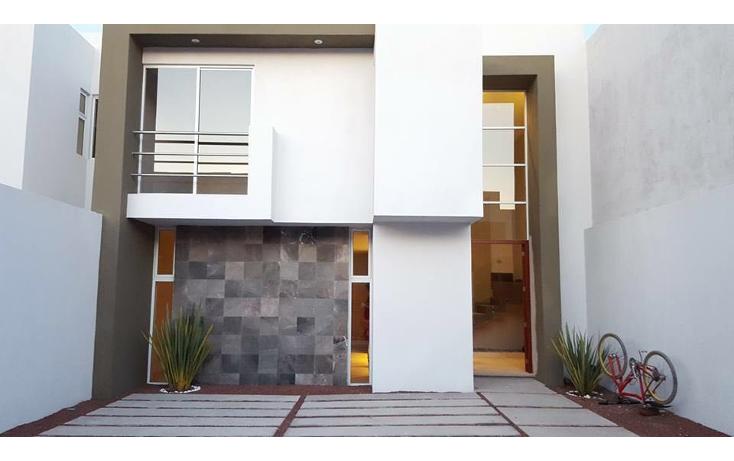 Foto de casa en venta en  , villa magna, san luis potosí, san luis potosí, 1668434 No. 01