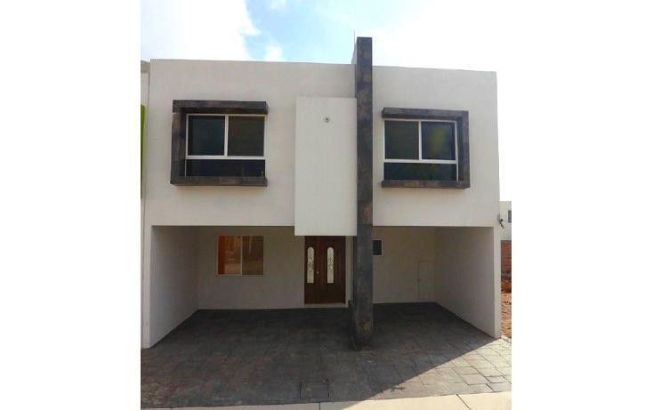 Foto de casa en venta en  , villa magna, san luis potosí, san luis potosí, 1780746 No. 01