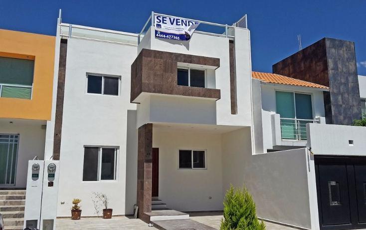 Foto de casa en venta en  , villa magna, san luis potosí, san luis potosí, 1959370 No. 02