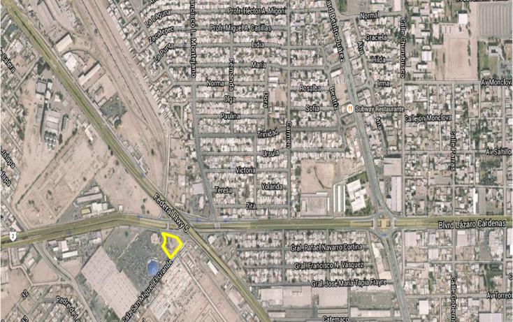 Foto de terreno comercial en venta en  , villa mediterranea, mexicali, baja california, 1118575 No. 01