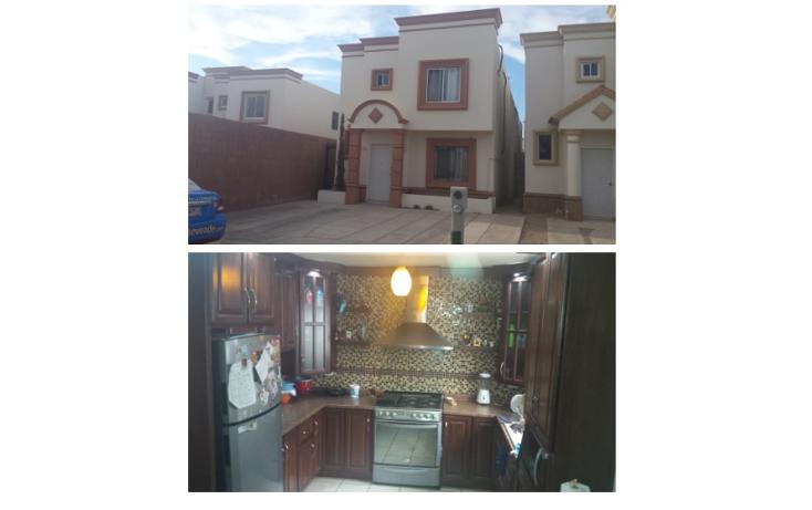 Foto de casa en venta en  , villa merlot residencial, hermosillo, sonora, 2012748 No. 01