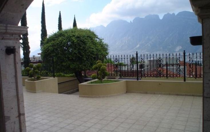 Foto de casa en venta en  , villa montaña 1er sector, san pedro garza garcía, nuevo león, 1074639 No. 09