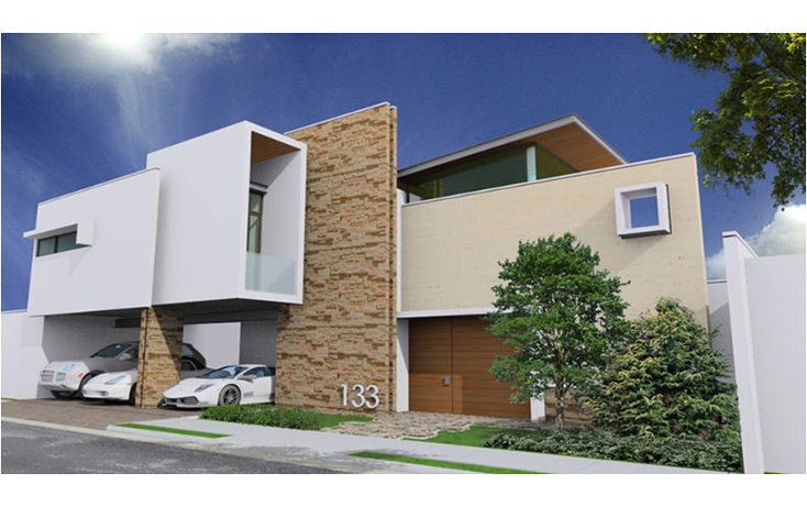 Foto de casa en venta en  , villa montaña 1er sector, san pedro garza garcía, nuevo león, 1485125 No. 01