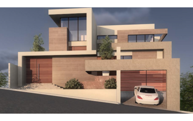 Foto de casa en venta en  , villa montaña 1er sector, san pedro garza garcía, nuevo león, 2020380 No. 01