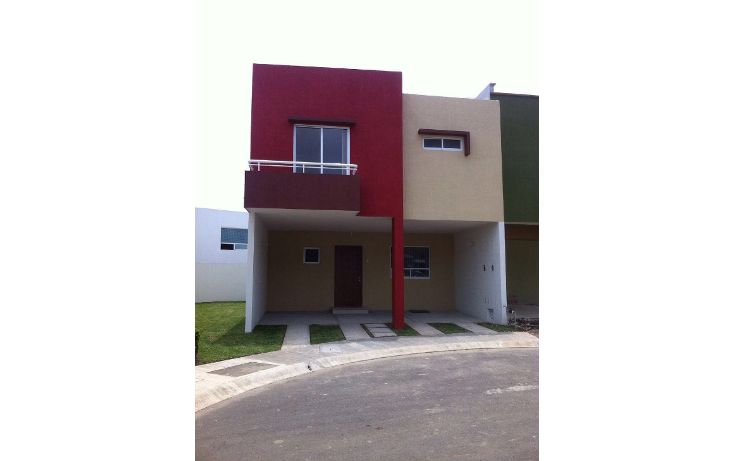 Foto de casa en venta en  , villa montaña, banderilla, veracruz de ignacio de la llave, 1171627 No. 01
