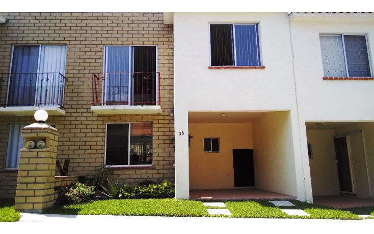 Foto de casa en venta en  , villa morelos, emiliano zapata, morelos, 1270807 No. 01