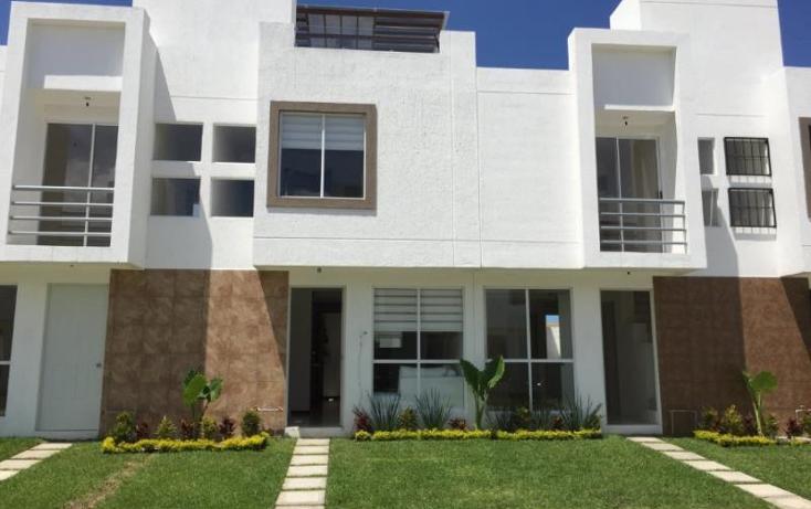 Foto de casa en venta en  , villa morelos, emiliano zapata, morelos, 603772 No. 01