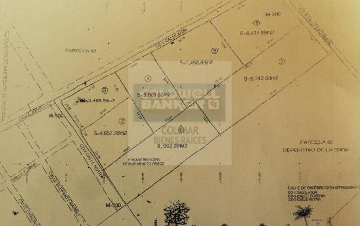 Foto de terreno habitacional en venta en, villa océano, manzanillo, colima, 1840940 no 14