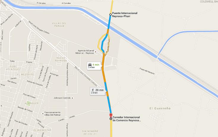 Foto de terreno comercial en venta en  , villa real, reynosa, tamaulipas, 1876534 No. 05