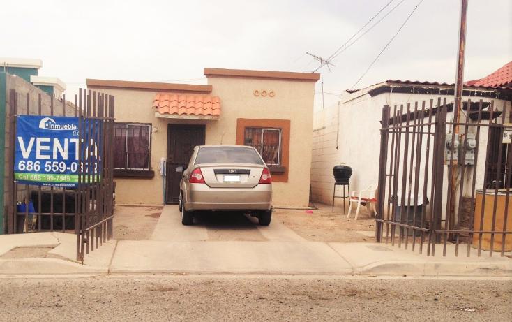 Foto de casa en venta en  , villa residencial del prado, mexicali, baja california, 1931486 No. 01