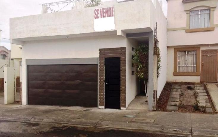 Foto de casa en venta en  , villa residencial santa fe 5a sección, tijuana, baja california, 1600205 No. 01