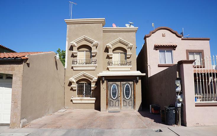 Foto de casa en venta en  , villa residencial venecia, mexicali, baja california, 1466763 No. 01