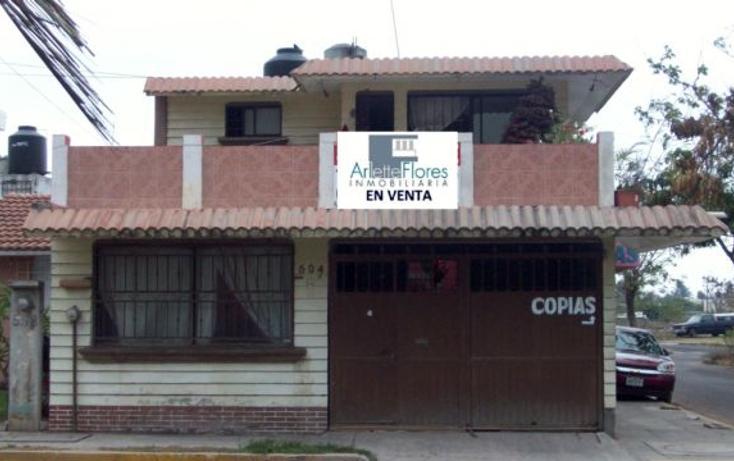 Foto de casa en venta en  , villa rica 1, veracruz, veracruz de ignacio de la llave, 1119505 No. 01
