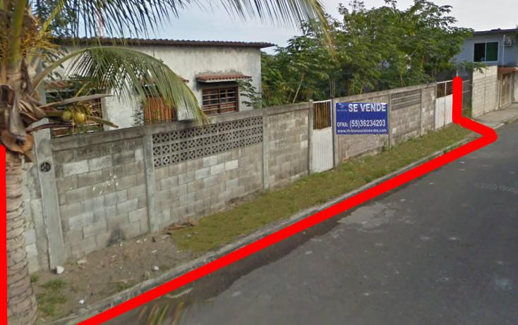 Foto de terreno habitacional en venta en  , villa rica, boca del r?o, veracruz de ignacio de la llave, 449033 No. 04
