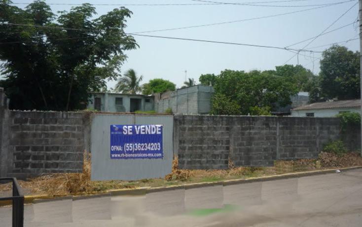 Foto de terreno habitacional en venta en  , villa rica, boca del r?o, veracruz de ignacio de la llave, 449033 No. 05