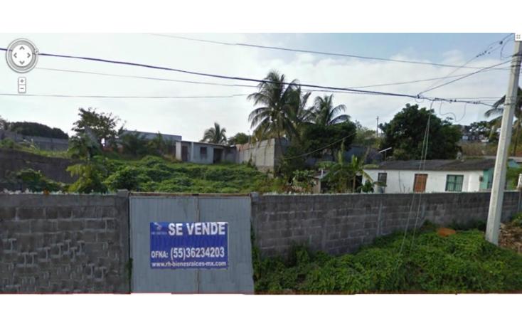 Foto de terreno habitacional en venta en  , villa rica, boca del r?o, veracruz de ignacio de la llave, 449033 No. 07