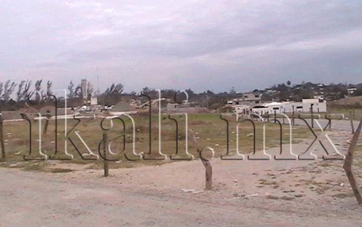 Foto de terreno habitacional en venta en  , villa rosita, tuxpan, veracruz de ignacio de la llave, 898215 No. 02