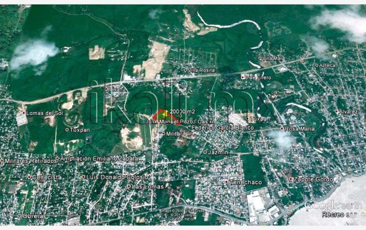 Foto de terreno habitacional en venta en roble , villa rosita, tuxpan, veracruz de ignacio de la llave, 898215 No. 05