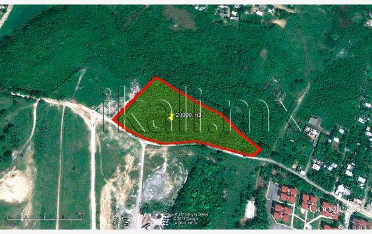Foto de terreno habitacional en venta en  , villa rosita, tuxpan, veracruz de ignacio de la llave, 898215 No. 06
