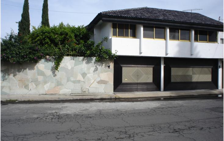 Foto de casa en renta en  , villa san alejandro, puebla, puebla, 1834818 No. 01