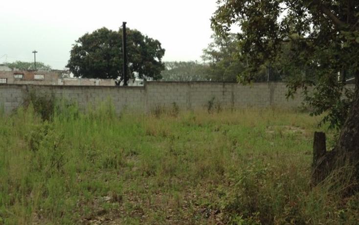 Foto de terreno habitacional en venta en  , villa san pedro, tampico, tamaulipas, 1107891 No. 05