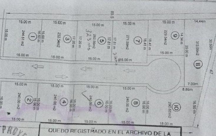 Foto de terreno habitacional en venta en, villa san pedro, tampico, tamaulipas, 1107891 no 06