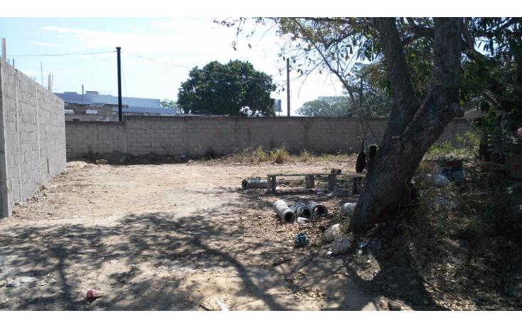 Foto de terreno habitacional en venta en  , villa san pedro, tampico, tamaulipas, 1778082 No. 03