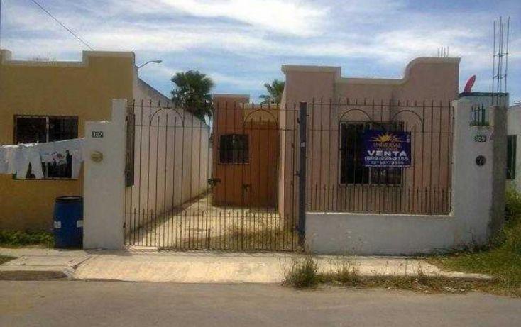 Foto de casa en venta en villa santa barbara 109, villa real, reynosa, tamaulipas, 1374599 no 01