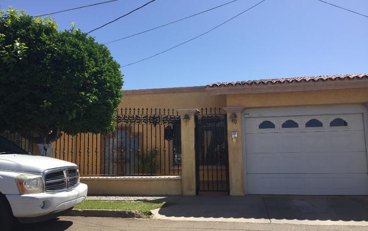 Foto de casa en venta en  , villa satélite, hermosillo, sonora, 1835076 No. 01