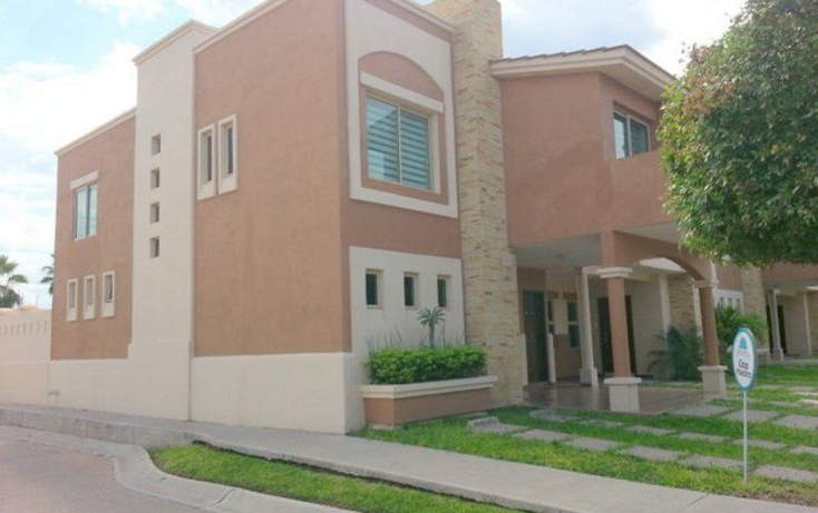 Foto de casa en venta en  , villa serena, culiacán, sinaloa, 1694072 No. 01
