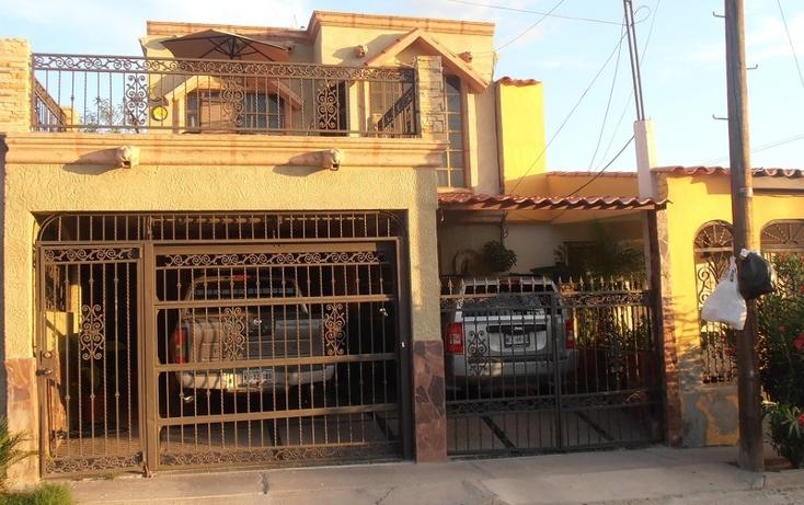 Foto de casa en venta en  , villa sonora, hermosillo, sonora, 1127943 No. 01