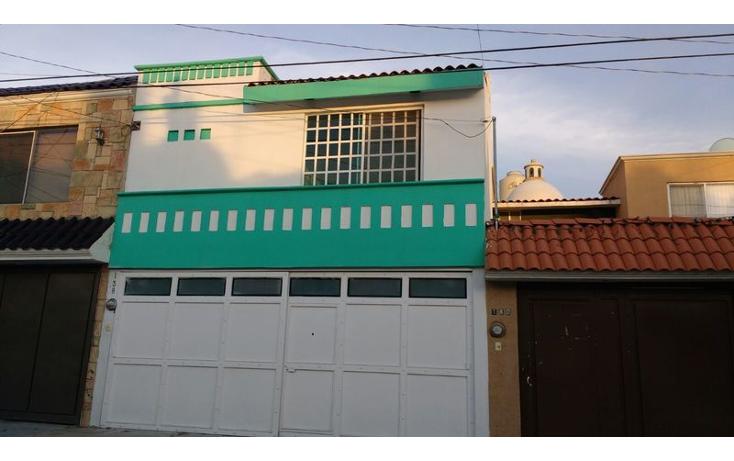Foto de casa en venta en  , villa teresa, aguascalientes, aguascalientes, 1575840 No. 01