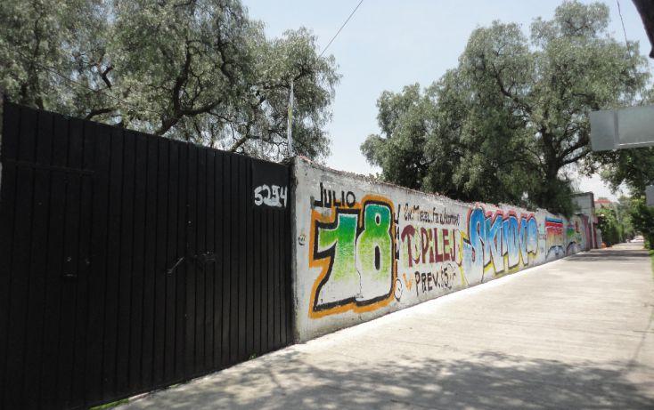 Foto de terreno habitacional en venta en, villa tlalpan, tlalpan, df, 1035667 no 02