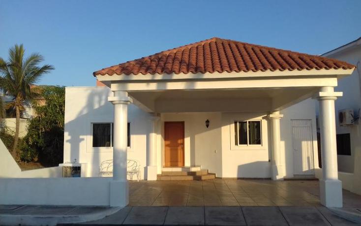 Foto de casa en renta en  11, villa tranquila, mazatlán, sinaloa, 1984002 No. 01