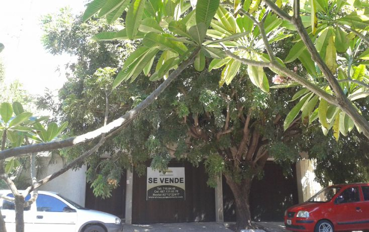 Foto de casa en venta en, villa universidad, culiacán, sinaloa, 1862144 no 01