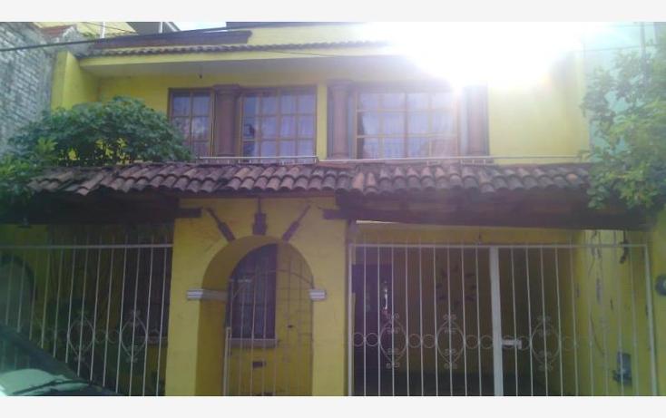 Foto de casa en venta en  , villa universidad, morelia, michoac?n de ocampo, 1536548 No. 01