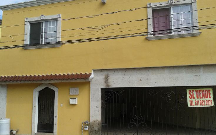 Foto de casa en venta en  , villa universidad, san nicolás de los garza, nuevo león, 947793 No. 01
