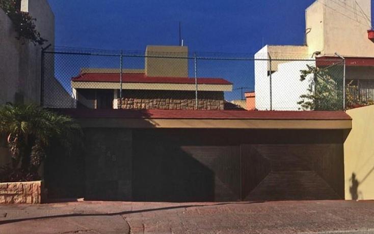 Foto de casa en renta en  , villa universitaria, zapopan, jalisco, 1764248 No. 01