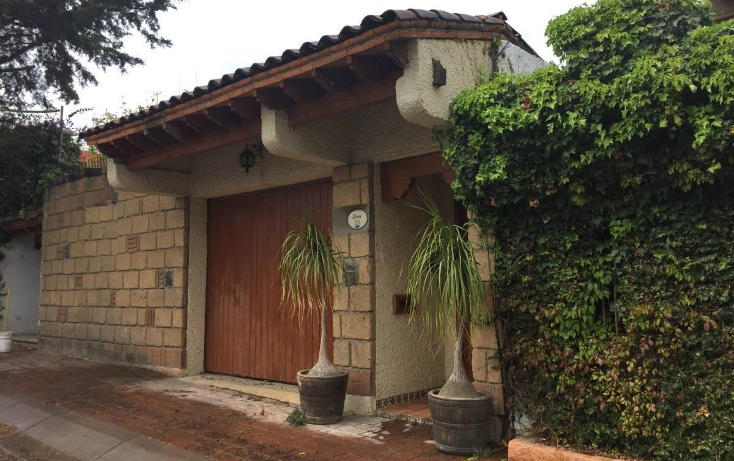 Foto de casa en venta en  , villa verdún, álvaro obregón, distrito federal, 1875794 No. 01