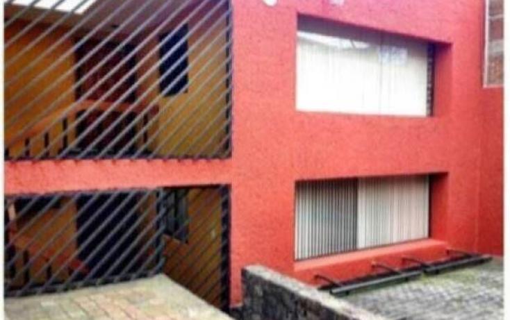 Foto de casa en venta en  , villa verdún, álvaro obregón, distrito federal, 996265 No. 01