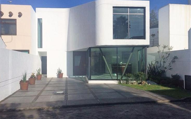 Foto de casa en venta en  , villa zerezotla, san pedro cholula, puebla, 1692510 No. 01