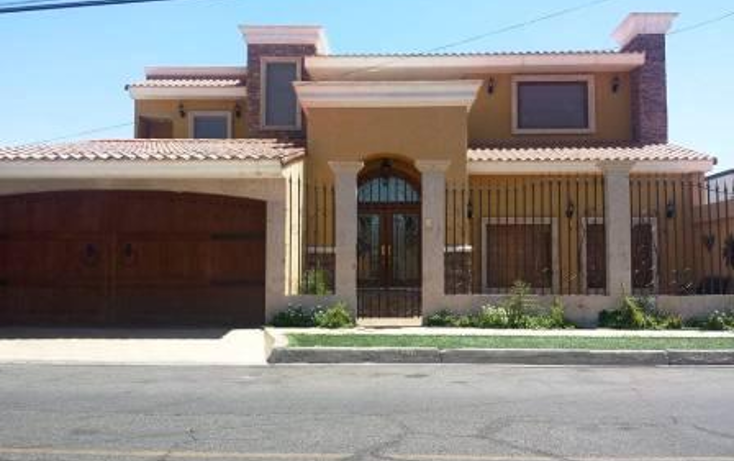 Foto de casa en venta en  , villafontana, mexicali, baja california, 1241361 No. 01