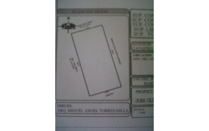 Foto de terreno habitacional en venta en  , villahermosa (cap. p. a. carlos rovirosa), centro, tabasco, 1436209 No. 06