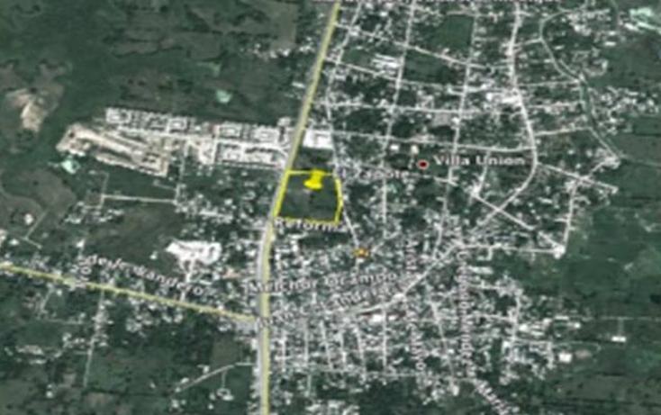 Foto de terreno comercial en venta en  , villahermosa centro, centro, tabasco, 1298303 No. 02