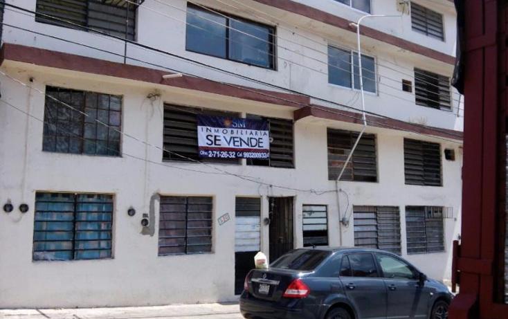 Foto de edificio en venta en  , villahermosa centro, centro, tabasco, 1649390 No. 01