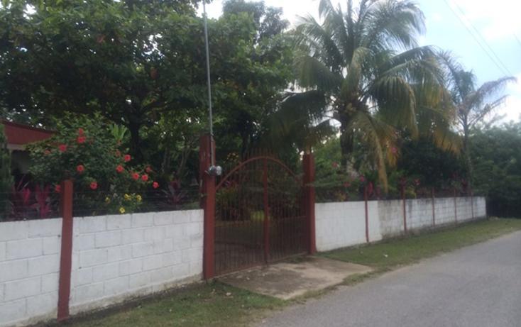 Foto de terreno habitacional en venta en  , villahermosa centro, centro, tabasco, 1696444 No. 01