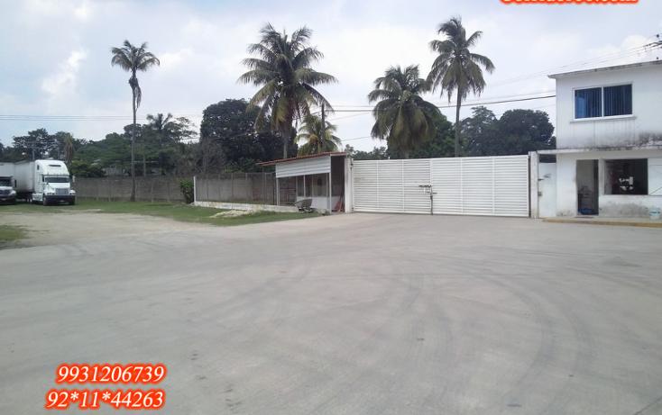 Foto de terreno comercial en renta en  , villahermosa centro, centro, tabasco, 1717742 No. 06