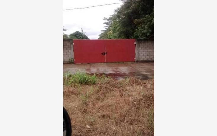 Foto de terreno industrial en venta en  , villahermosa centro, centro, tabasco, 774815 No. 01
