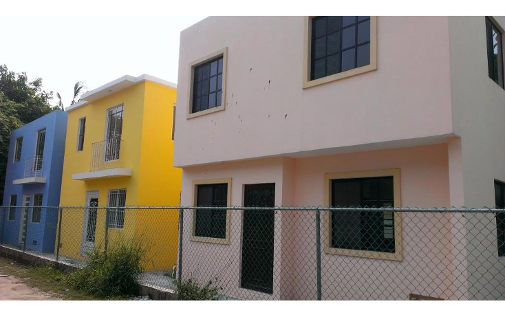Foto de casa en venta en  , villahermosa, tampico, tamaulipas, 1197825 No. 01